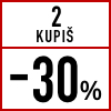 Outlet Kupiš dva -30% RS